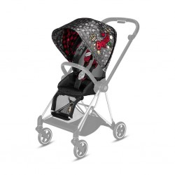 Collection Fashion - Rebellious - assise Priam - Cybex