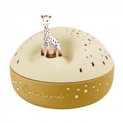 Musical star projector - Sophie the giraffe