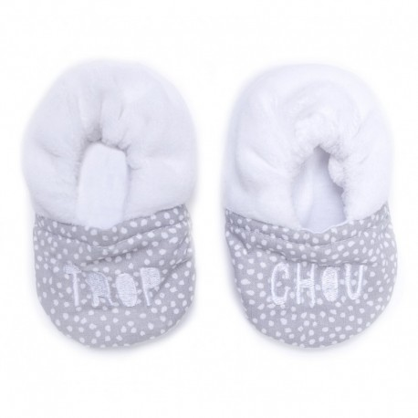 Baby slippers - Trop chou