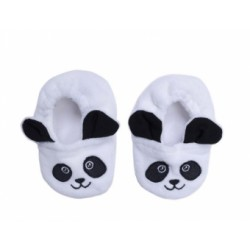 Baby slippers - 50% mum, 50% dad