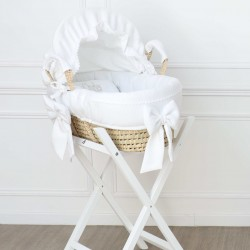 Palm Bassinet - Pure - by Cocon d'Amour