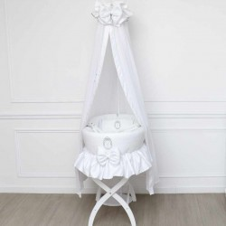 Bassinet - Gros Médaillon - by Cocon d'Amour