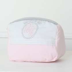 Toiletry bag - Medallion couture