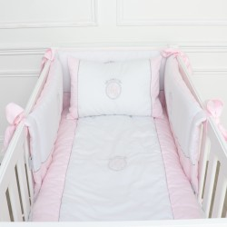 Round bed Miss bunny the coquette