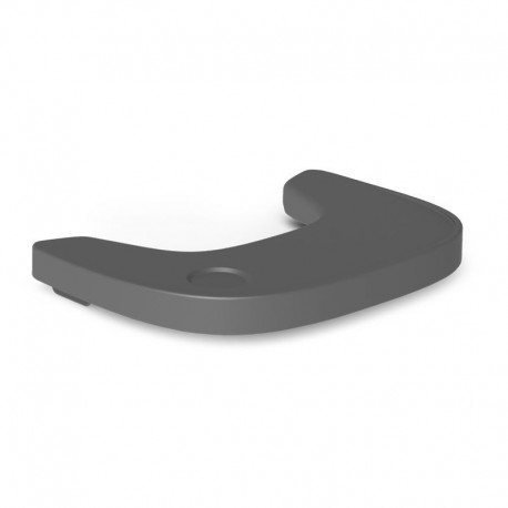 Baby chair tray - Anthracite grey