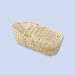 Natural palm bassinet - Carcass