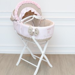 Bassinet - Baby girl by Cocon d'Amour