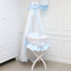 Canopy cradle - Médaillon Couture - by Cocon d'Amour