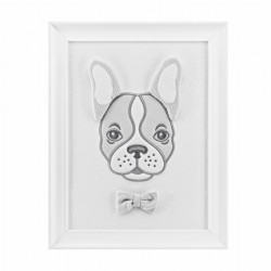 Wall frame - Bulldog