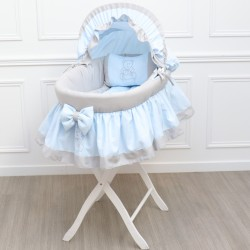 Bassinet - Mon ami l'ourson - by Cocon d'Amour