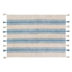 Washable Carpet - Stripes Nile
