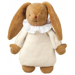 White music rabbit (25 cm)