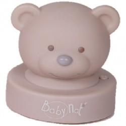 Night light pink baby bear