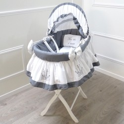 Bassinet - Couronne - by Cocon d'Amour