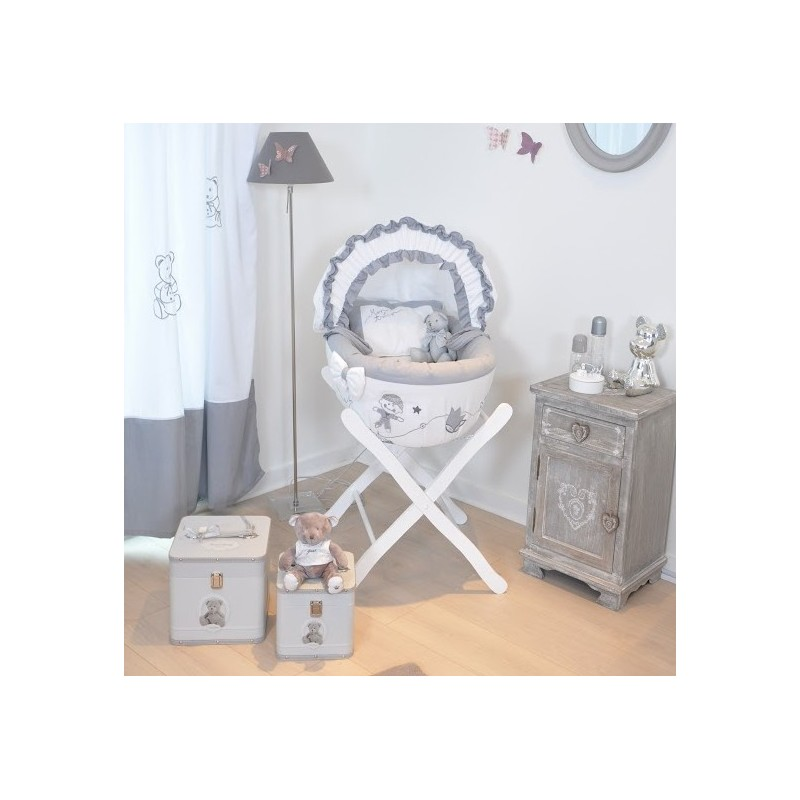 bassinet my treasure by cocon d 39 amour. Black Bedroom Furniture Sets. Home Design Ideas