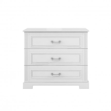 Commode Blanche - Collection Bonne Nuit