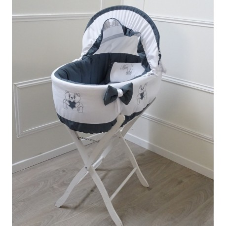 Bassinet baby quilted collection Lovely