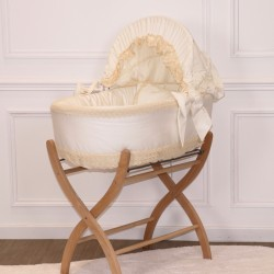Pure quilted bassinet