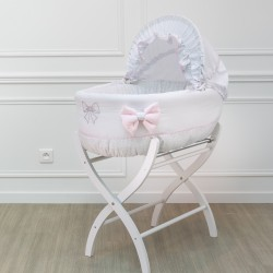 Bassinet - Noeud Couture - by Cocon d'Amour