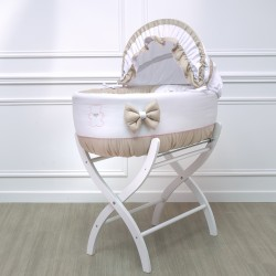 Bassinet - Biscuit Teddy - by Cocon d'Amour