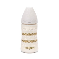 Biberon Ethnic - Blanc 270ml