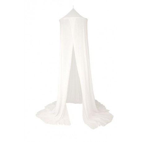 Bed canopy - Pure white
