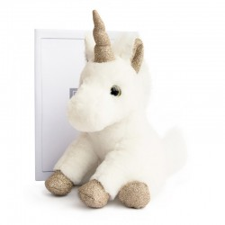 Plush - Gold Unicorn