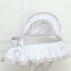 Bassinet - Médaillon Couture - by Cocon d'Amour
