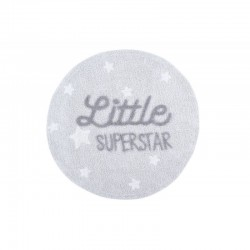 Washable carpet - Little superstar