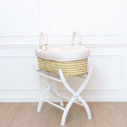Beige palm bassinet - Bébé - by Cocon d'Amour