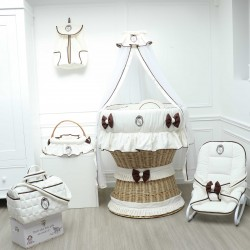 Round cradle - Prestige - by Cocon d'Amour