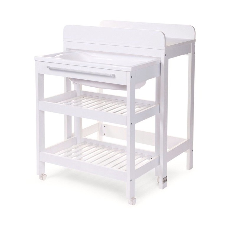 Changing Table With Bath Mobility Cocon D Amour